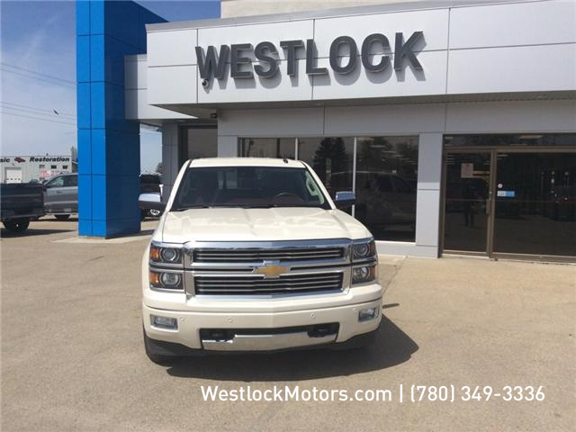 2014 Chevrolet Silverado 1500 High Country (Stk: 19T172A) in Westlock - Image 2 of 5