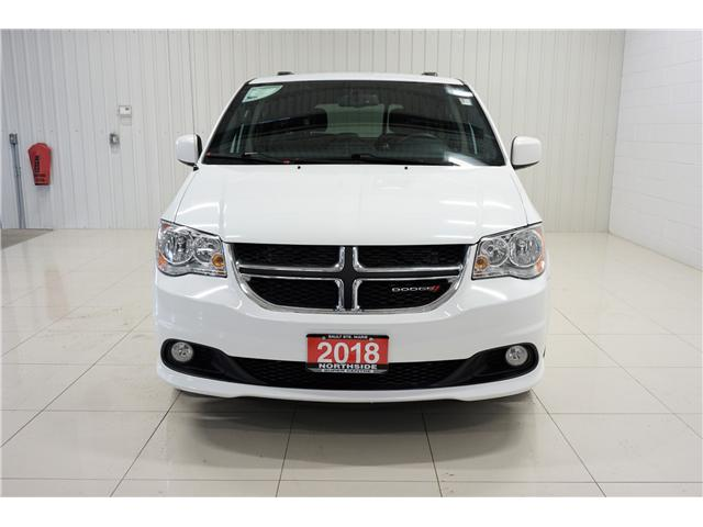 2018 Dodge Grand Caravan CVP/SXT (Stk: P5313) in Sault Ste. Marie - Image 2 of 19