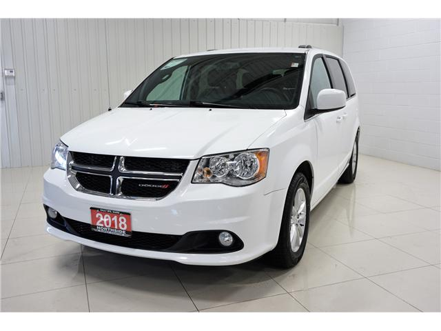 2018 Dodge Grand Caravan CVP/SXT (Stk: P5313) in Sault Ste. Marie - Image 1 of 19