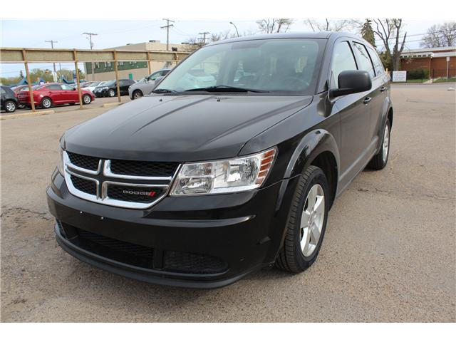 2014 Dodge Journey CVP/SE Plus (Stk: P1656) in Regina - Image 1 of 22