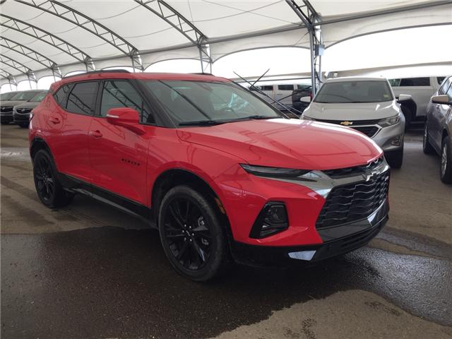 2019 Chevrolet Blazer RS (Stk: 174498) in AIRDRIE - Image 1 of 25