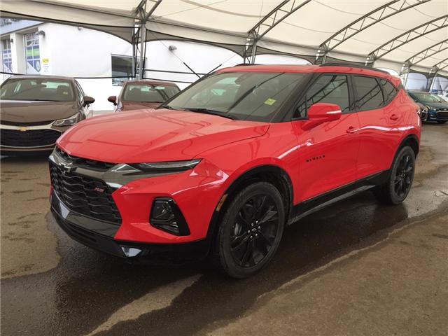 2019 Chevrolet Blazer RS (Stk: 174498) in AIRDRIE - Image 3 of 25