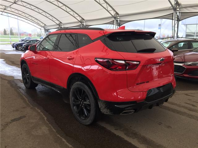2019 Chevrolet Blazer RS (Stk: 174498) in AIRDRIE - Image 4 of 25