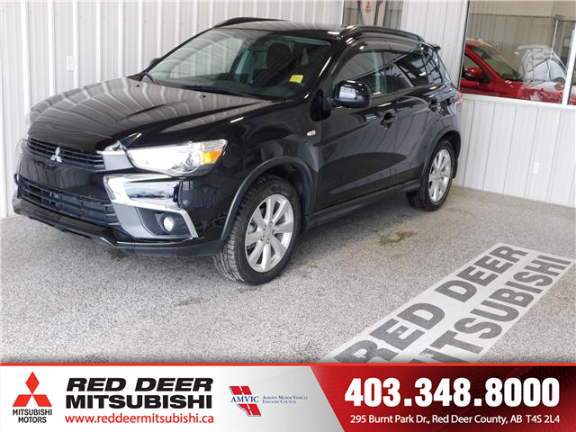 2017 Mitsubishi RVR  (Stk: P8129) in Red Deer County - Image 1 of 15