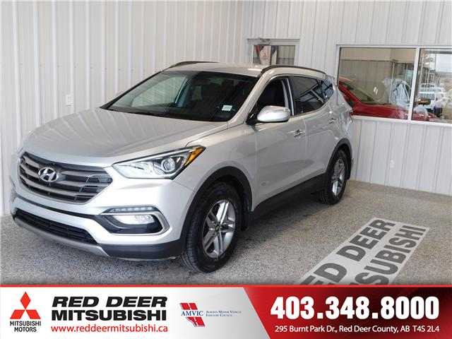 2018 Hyundai Santa Fe Sport 2.4L (Stk: E187598B) in Red Deer County - Image 1 of 16