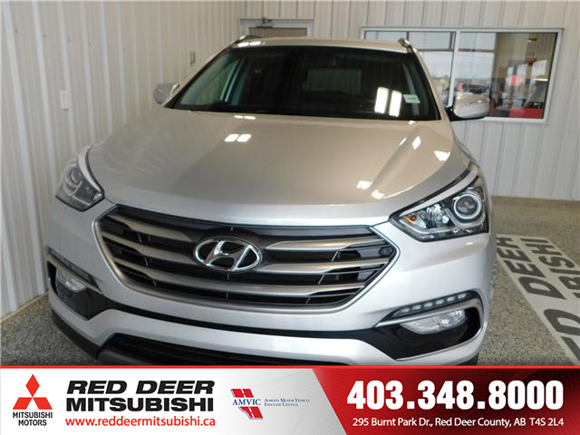2018 Hyundai Santa Fe Sport 2.4L (Stk: E187598B) in Red Deer County - Image 2 of 16