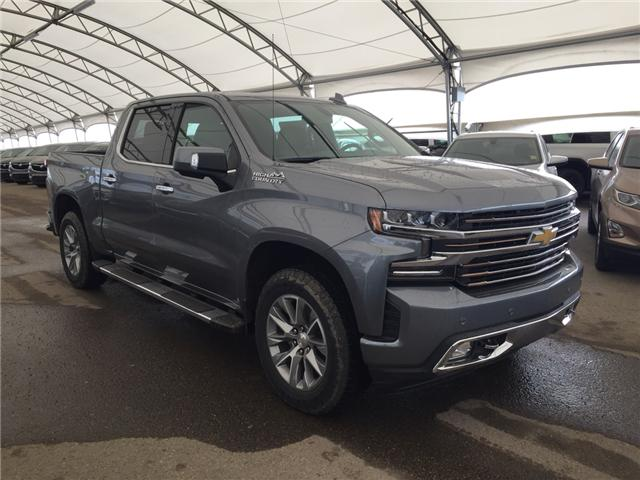 2019 Chevrolet Silverado 1500 High Country (Stk: 175177) in AIRDRIE - Image 1 of 21