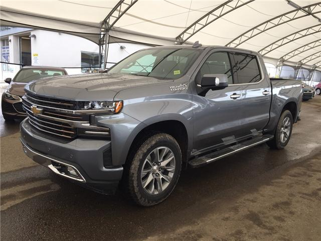 2019 Chevrolet Silverado 1500 High Country (Stk: 175177) in AIRDRIE - Image 3 of 21