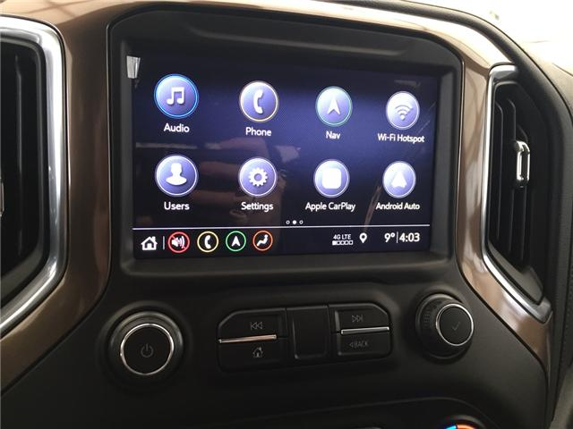 2019 Chevrolet Silverado 1500 High Country (Stk: 175177) in AIRDRIE - Image 18 of 21