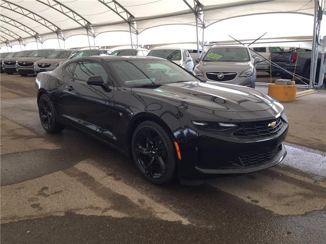 2019 Chevrolet Camaro 1LT (Stk: 174845) in AIRDRIE - Image 1 of 18