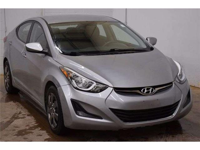 2015 Hyundai Elantra  GL - HEATED SEATS * SAT RADIO * CRUISE (Stk: B4095) in Kingston - Image 2 of 30