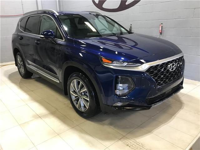 2019 Hyundai Santa Fe Preferred 2.4 (Stk: 9SF4247) in Leduc - Image 2 of 8