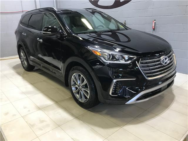 2019 Hyundai Santa Fe XL Luxury (Stk: 9SF6398) in Leduc - Image 2 of 9