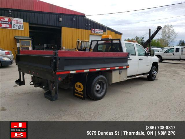 2012 Chevrolet Silverado 3500HD Chassis WT (Stk: 5635) in Thordale - Image 2 of 11