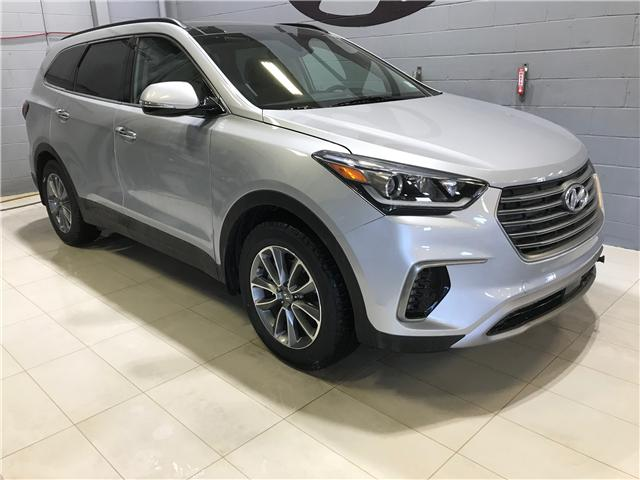 2019 Hyundai Santa Fe XL Luxury (Stk: 9SF9192) in Leduc - Image 2 of 9
