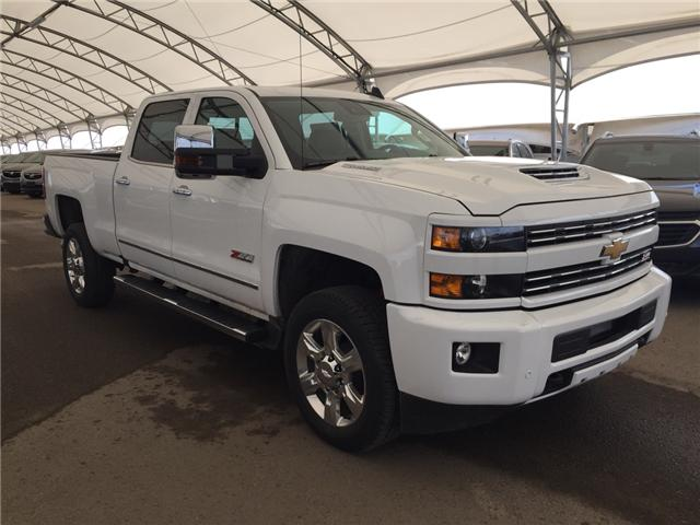 2019 Chevrolet Silverado 2500HD LTZ (Stk: 173276) in AIRDRIE - Image 1 of 23