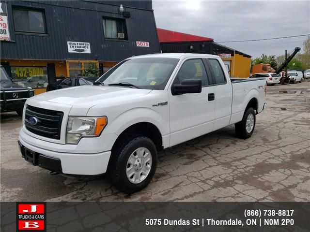 2013 Ford F-150 STX (Stk: 5488) in Thordale - Image 1 of 7