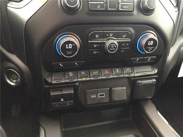 2019 Chevrolet Silverado 1500 LT Trail Boss (Stk: 175371) in AIRDRIE - Image 20 of 22