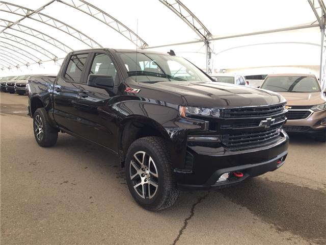2019 Chevrolet Silverado 1500 LT Trail Boss (Stk: 175162) in AIRDRIE - Image 1 of 22