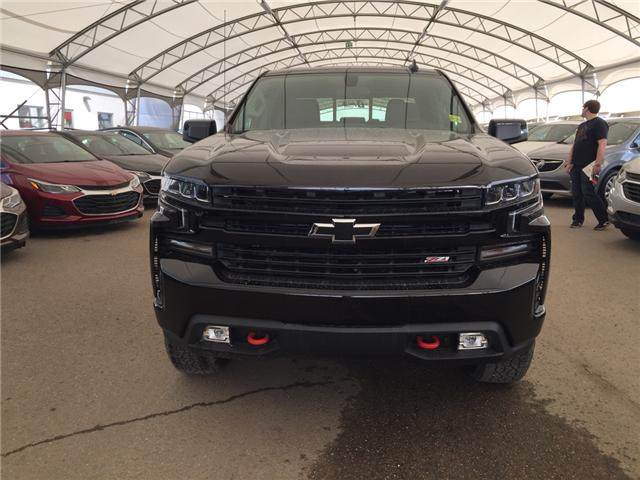 2019 Chevrolet Silverado 1500 LT Trail Boss (Stk: 175162) in AIRDRIE - Image 2 of 22