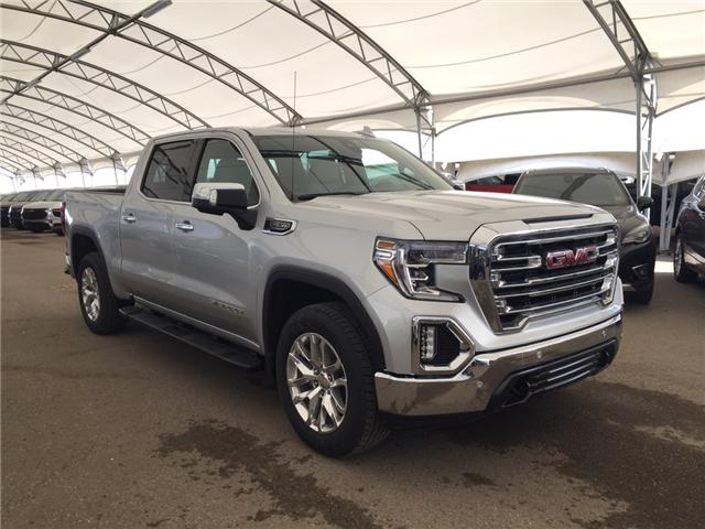 2019 GMC Sierra 1500 SLT (Stk: 174040) in AIRDRIE - Image 1 of 21