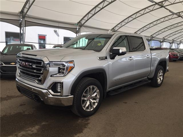 2019 GMC Sierra 1500 SLT (Stk: 174040) in AIRDRIE - Image 3 of 21