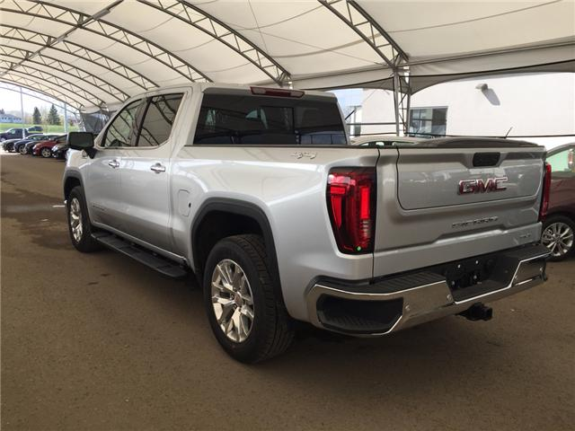 2019 GMC Sierra 1500 SLT (Stk: 174040) in AIRDRIE - Image 4 of 21