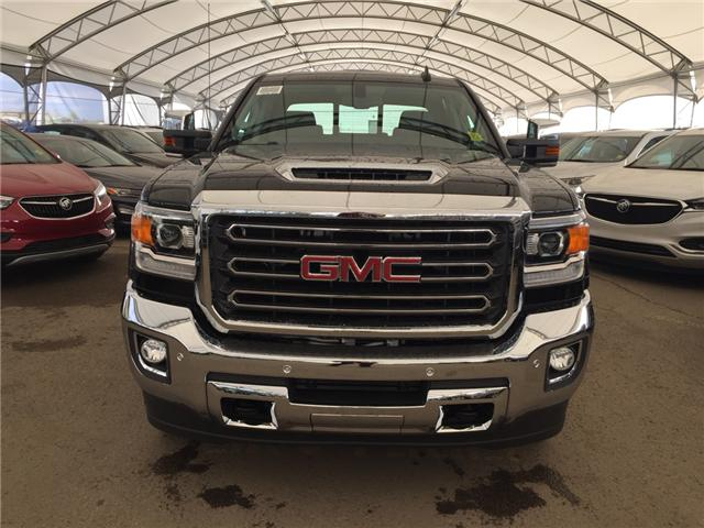 2019 GMC Sierra 3500HD SLT (Stk: 175158) in AIRDRIE - Image 2 of 24