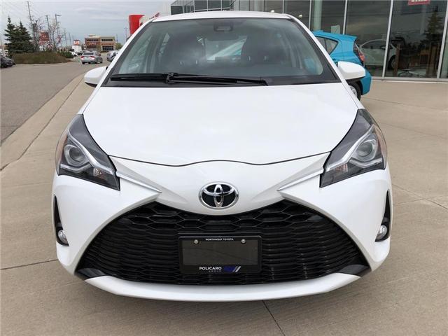 2019 Toyota Yaris SE (Stk: 101646) in Brampton - Image 2 of 5