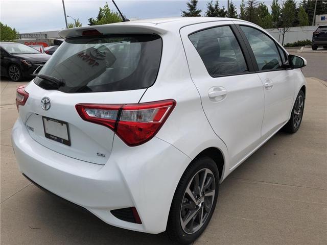 2019 Toyota Yaris SE (Stk: 101646) in Brampton - Image 4 of 5