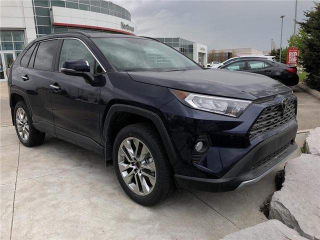 2019 Toyota RAV4 Limited (Stk: 24112) in Brampton - Image 2 of 5