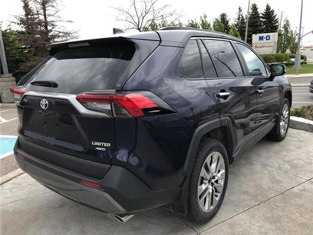 2019 Toyota RAV4 Limited (Stk: 24112) in Brampton - Image 4 of 5