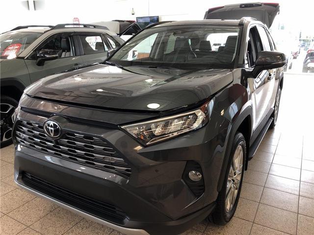 2019 Toyota RAV4 Limited (Stk: 24123) in Brampton - Image 1 of 5