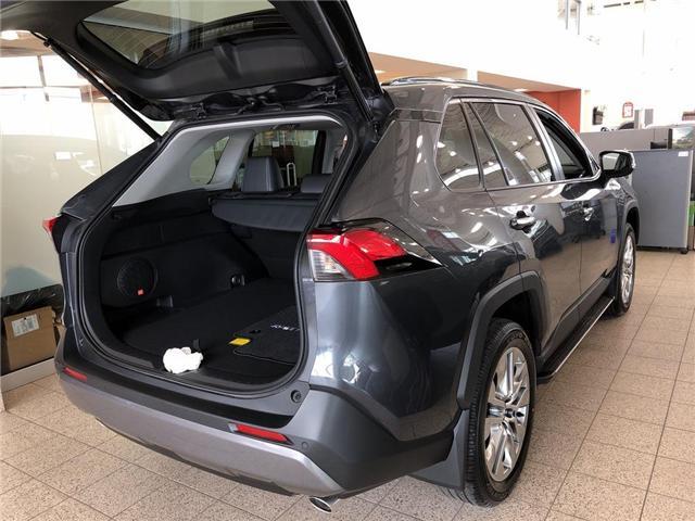 2019 Toyota RAV4 Limited (Stk: 24123) in Brampton - Image 5 of 5