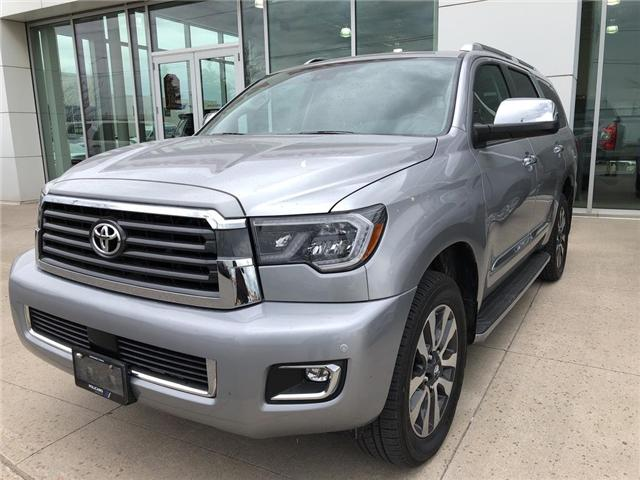 2018 Toyota Sequoia Limited 5.7L V8 (Stk: 161544) in Brampton - Image 1 of 5