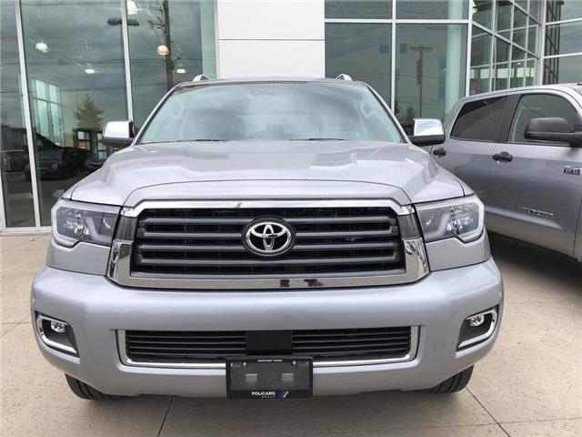 2018 Toyota Sequoia Limited 5.7L V8 (Stk: 161544) in Brampton - Image 2 of 5