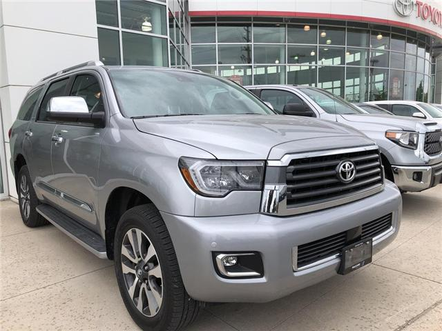 2018 Toyota Sequoia Limited 5.7L V8 (Stk: 161544) in Brampton - Image 3 of 5