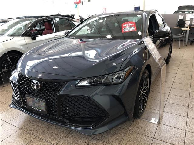 2019 Toyota Avalon XSE (Stk: 14687) in Brampton - Image 1 of 5