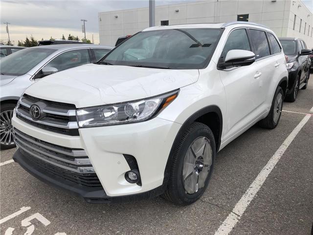 2019 Toyota Highlander Limited (Stk: 969125) in Brampton - Image 1 of 5