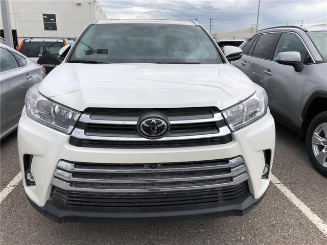 2019 Toyota Highlander Limited (Stk: 969125) in Brampton - Image 2 of 5