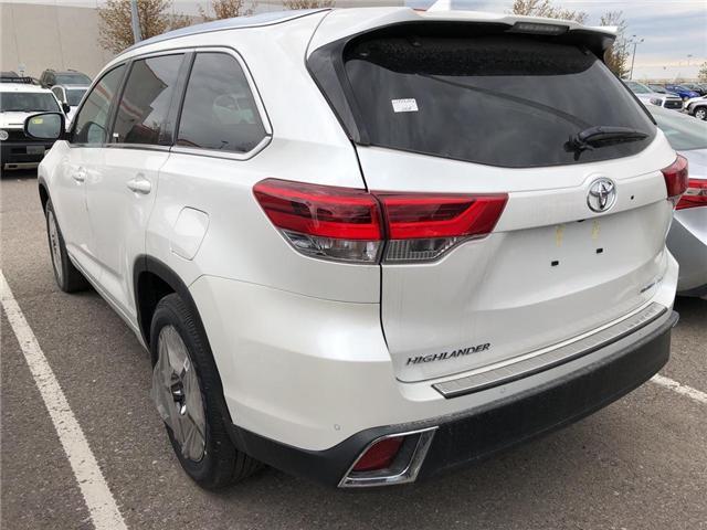 2019 Toyota Highlander Limited (Stk: 969125) in Brampton - Image 5 of 5