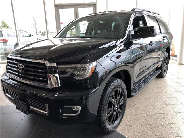 2019 Toyota Sequoia SR5 5.7L V8 (Stk: 172088) in Brampton - Image 1 of 5