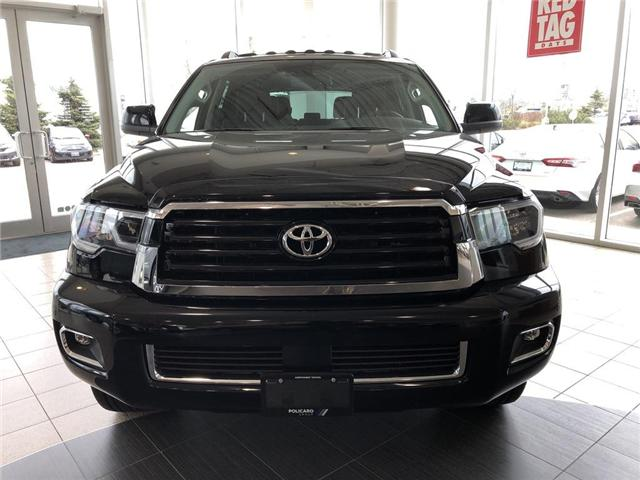 2019 Toyota Sequoia SR5 5.7L V8 (Stk: 172088) in Brampton - Image 2 of 5