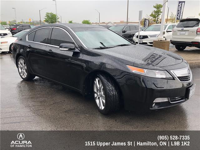 2014 Acura TL Elite (Stk: 1403482) in Hamilton - Image 2 of 14