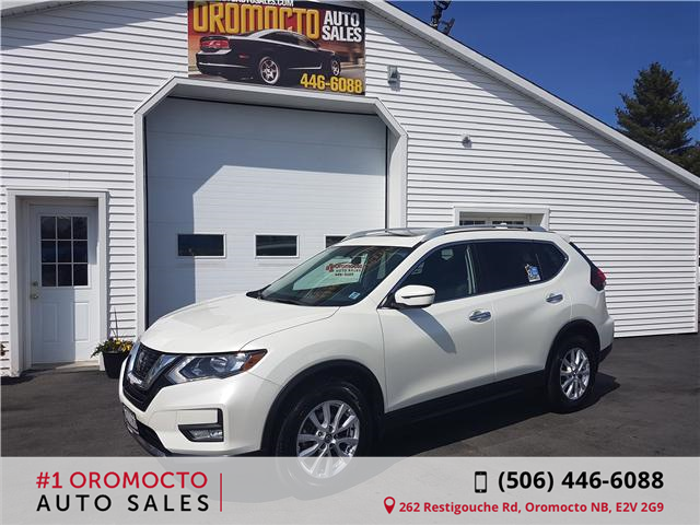2018 Nissan Rogue SV (Stk: 415) in Oromocto - Image 2 of 16