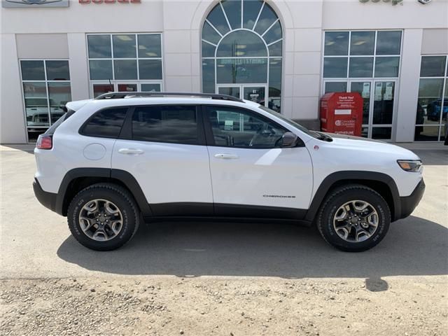 2019 Jeep Cherokee Trailhawk (Stk: 32444) in Humboldt - Image 3 of 31