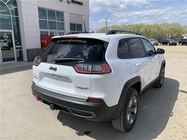 2019 Jeep Cherokee Trailhawk (Stk: 32444) in Humboldt - Image 4 of 31