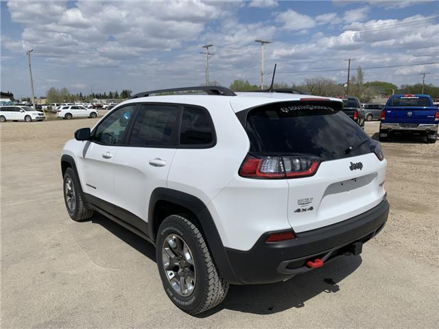 2019 Jeep Cherokee Trailhawk (Stk: 32444) in Humboldt - Image 6 of 31