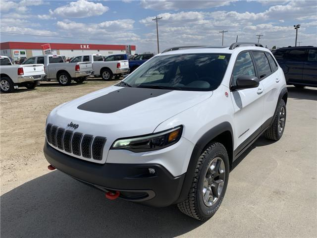 2019 Jeep Cherokee Trailhawk (Stk: 32444) in Humboldt - Image 8 of 31