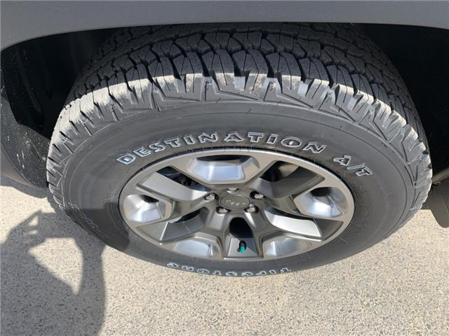 2019 Jeep Cherokee Trailhawk (Stk: 32444) in Humboldt - Image 10 of 31